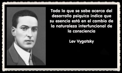 Lev Semiónovich Vygotski o Lev Vygotsky psicólogo ruso FRASES (37)