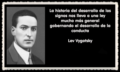 Lev Semiónovich Vygotski o Lev Vygotsky psicólogo ruso FRASES (40)