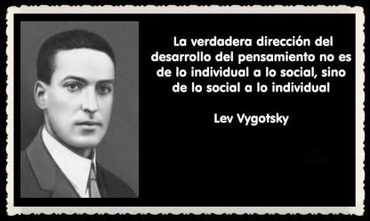 Lev Semiónovich Vygotski o Lev Vygotsky psicólogo ruso FRASES (42)