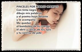 PINCELES POR MARCO MARTOS