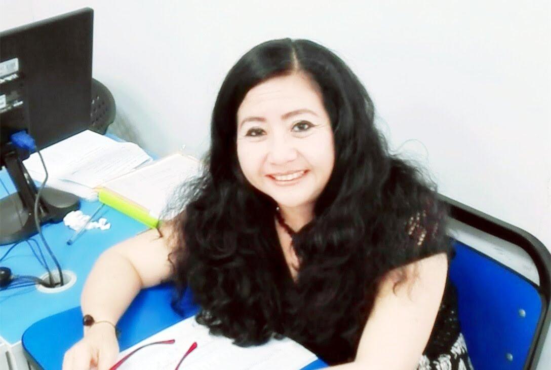 Ismael Lorenzo de Entrevista a Fanny JemWong