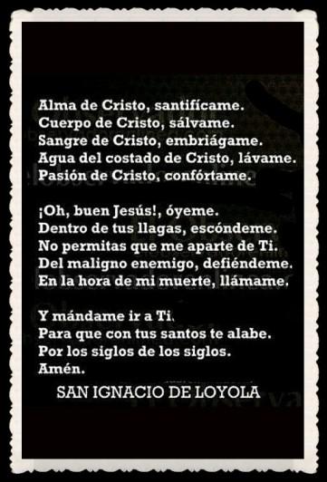FRASES Y PENSAMIENTOS MARIANOS -FRASES DE SAN IGNACIO DE LOYOLA - PENSAMIENTO JESUITA -HUMANISMO Y FE (11)