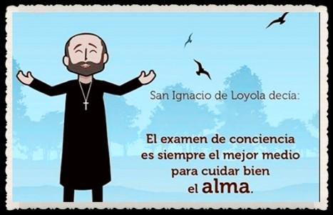 FRASES Y PENSAMIENTOS MARIANOS -FRASES DE SAN IGNACIO DE LOYOLA - PENSAMIENTO JESUITA -HUMANISMO Y FE (22)