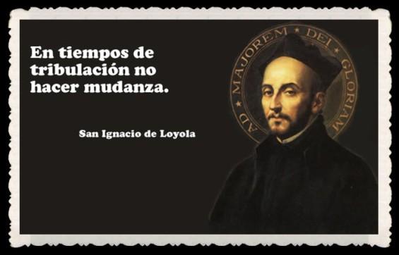 FRASES Y PENSAMIENTOS MARIANOS -FRASES DE SAN IGNACIO DE LOYOLA - PENSAMIENTO JESUITA -HUMANISMO Y FE (24)