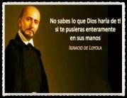 FRASES Y PENSAMIENTOS MARIANOS -FRASES DE SAN IGNACIO DE LOYOLA - PENSAMIENTO JESUITA -HUMANISMO Y FE (8)