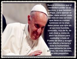 Jorge Mario Bergoglio -Papa número 266 - iglesia católica -l primer pontífice PAPA del continente americano- BIENVENIDO PAPA FRANCISCO (16)
