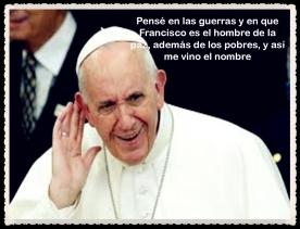 Jorge Mario Bergoglio -Papa número 266 - iglesia católica -l primer pontífice PAPA del continente americano- BIENVENIDO PAPA FRANCISCO (18)