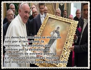Jorge Mario Bergoglio -Papa número 266 - iglesia católica -l primer pontífice PAPA del continente americano- BIENVENIDO PAPA FRANCISCO (23)