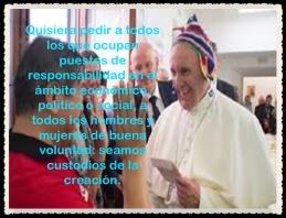 Jorge Mario Bergoglio -Papa número 266 - iglesia católica -l primer pontífice PAPA del continente americano- BIENVENIDO PAPA FRANCISCO (24)