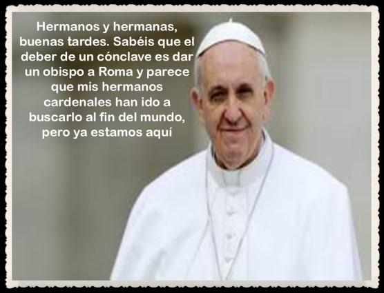 Jorge Mario Bergoglio -Papa número 266 - iglesia católica -l primer pontífice PAPA del continente americano- BIENVENIDO PAPA FRANCISCO (27)