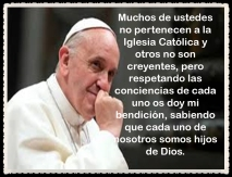 Jorge Mario Bergoglio -Papa número 266 - iglesia católica -l primer pontífice PAPA del continente americano- BIENVENIDO PAPA FRANCISCO (37)
