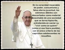 Jorge Mario Bergoglio -Papa número 266 - iglesia católica -l primer pontífice PAPA del continente americano- BIENVENIDO PAPA FRANCISCO (40)