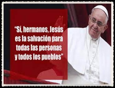 Jorge Mario Bergoglio -Papa número 266 - iglesia católica -l primer pontífice PAPA del continente americano- BIENVENIDO PAPA FRANCISCO (44)