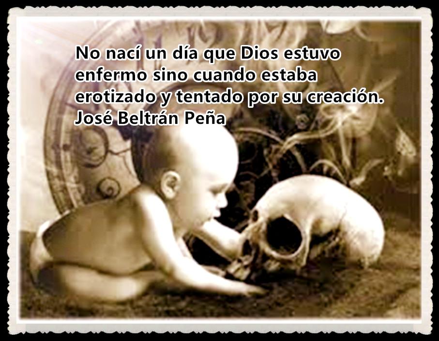 NACER POEMA DE JOSÉ BELTRÁN PEÑA