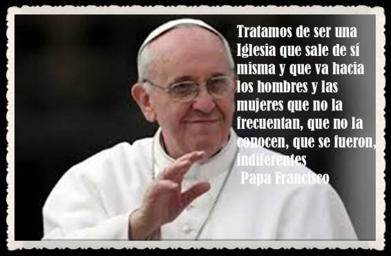 PAPA FRANCISCO CITAS Y FRASES EN EL PERÚ -PAPA JESUITA -COMPAÑÍA DE JESÚS - UNIDOS POR LA FE Y LA ESPERANZA 001 (3)
