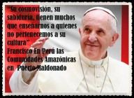 PAPA FRANCISCO CITAS Y FRASES EN EL PERÚ -PAPA JESUITA -COMPAÑÍA DE JESÚS - UNIDOS POR LA FE Y LA ESPERANZA 001 (4)