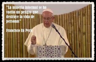 PAPA FRANCISCO CITAS Y FRASES EN EL PERÚ -PAPA JESUITA -COMPAÑÍA DE JESÚS - UNIDOS POR LA FE Y LA ESPERANZA (4)