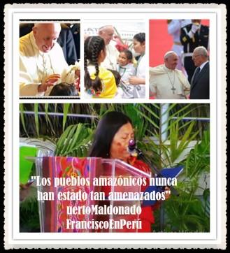 PAPA FRANCISCO CITAS Y FRASES EN EL PERÚ -PAPA JESUITA -COMPAÑÍA DE JESÚS - UNIDOS POR LA FE Y LA ESPERANZA (5886)