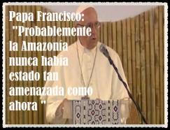 PAPA FRANCISCO CITAS Y FRASES EN EL PERÚ -PAPA JESUITA -COMPAÑÍA DE JESÚS - UNIDOS POR LA FE Y LA ESPERANZA (5991)