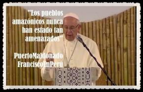 PAPA FRANCISCO CITAS Y FRASES EN EL PERÚ -PAPA JESUITA -COMPAÑÍA DE JESÚS - UNIDOS POR LA FE Y LA ESPERANZA (70)