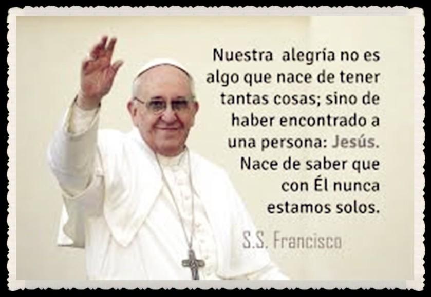 Papa Francisco Citas Y Frases Papa Jesuita 1