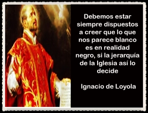 PENSAMIENTOS DE San Ignacio de Loyola fue un religioso español-fundador de la Compañía de Jesús-JESUITA (6)