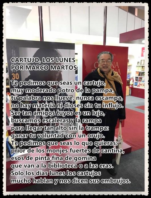 CARTUJO, LOS LUNES POR MARCO MARTOS