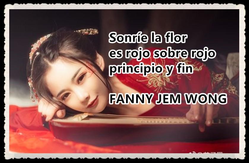 13 HAIKU-FANNY JEM WONG -Sonríe la flor 13