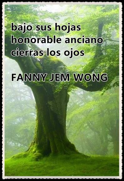 22 HAIKU-FANNY JEM WONG - bajo sus hojas